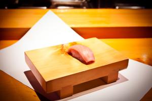 特上寿司 (トロ)