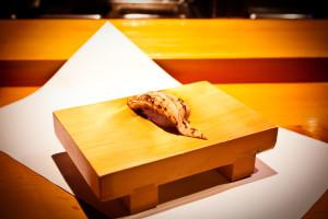 特上寿司 (穴子)